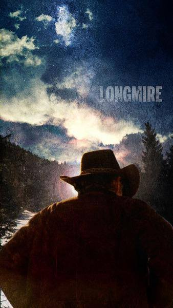 Longmire Cancelled for now