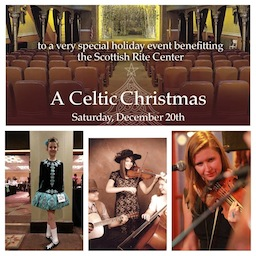 A Celtic Christmas in Santa Fe