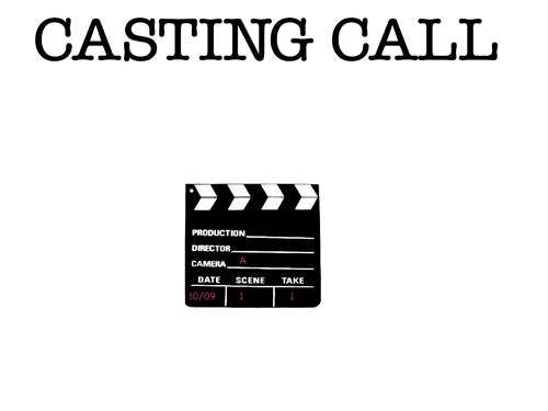 casting call.ppt