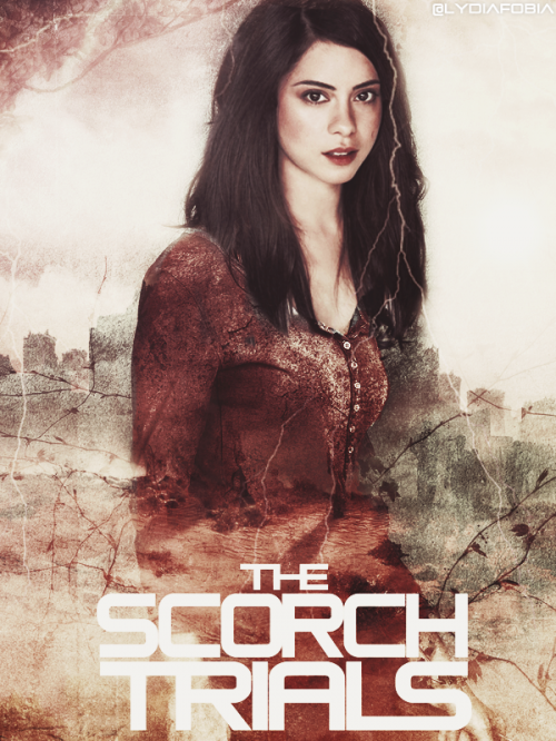Casting New Mexican Stand in for Scorch Trials OHI