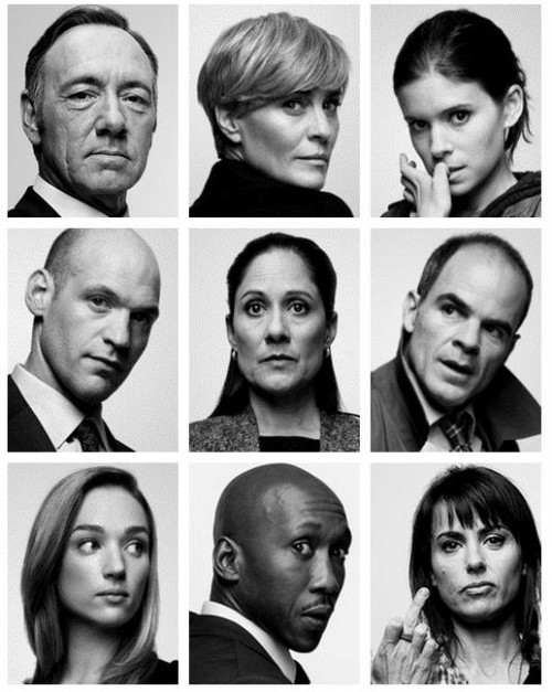 House of Cards casting in New Mexico