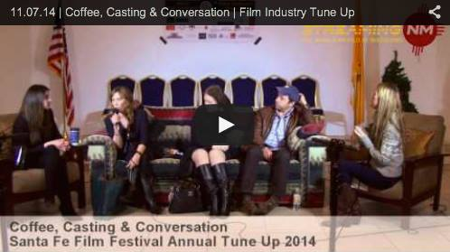 SFFF Film Industry Tune Up Casting Panel OHI