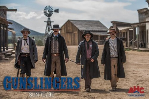 Gunslingers on AHC now casting in New Mexico OHI