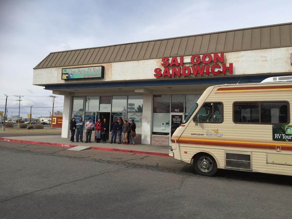 "Blog Post Image: Breaking Bad RV Tours bound into ""Better Call Saul ..."