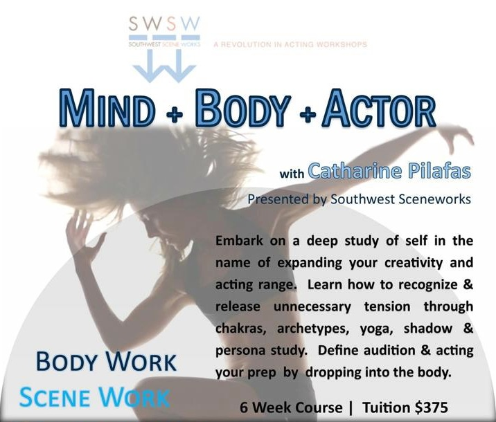 Cat's Mind Body Actor Class 2