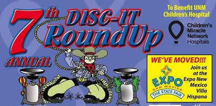 Disc-it Roundup for UNM Children's Hospital sm