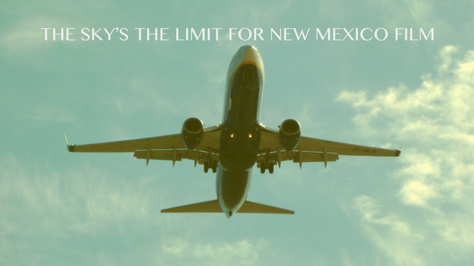 NMFilm Travel Stipend Plane 2