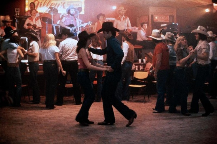 Casting 80s western bar look in New Mexico